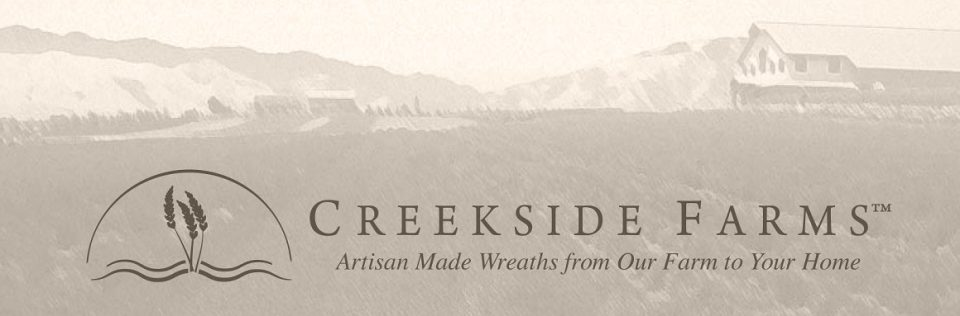 Creekside Farms Blog